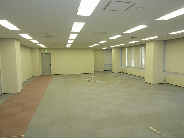 オフィス内装工事 施工前